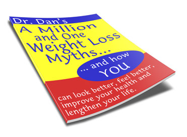 Graphic for Dr. Dan's Million And One Weight Loss Myths...