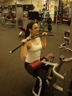 Pulldowns -- second position